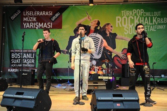 Liseli Müzisyenlerin Final Heyecanı