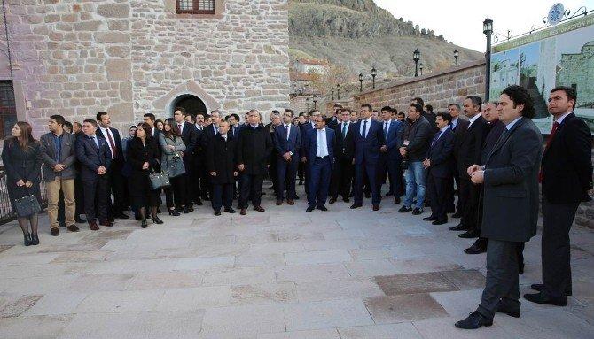 Türkiye Adalet Akademisi Selçuklu'da