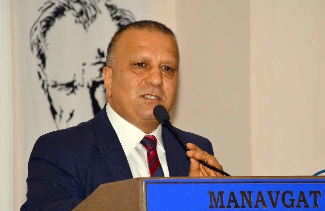 Manavgat'ta İran Zirvesi