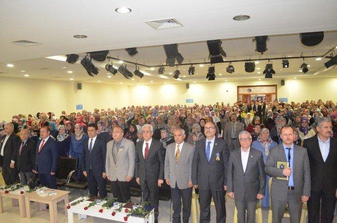 Kutlu Doğum Haftası Konferans Programı Yapıldı