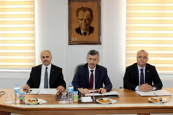 Salihli OSB, Vali Bektaş Başkanlığında Toplandı