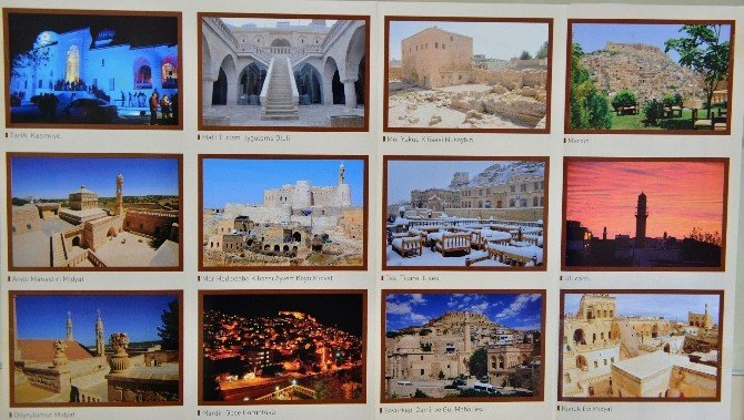Mardin Ve Hasankeyf Fotoğrafları Muratpaşa Belediyesi'nde Sergilenecek