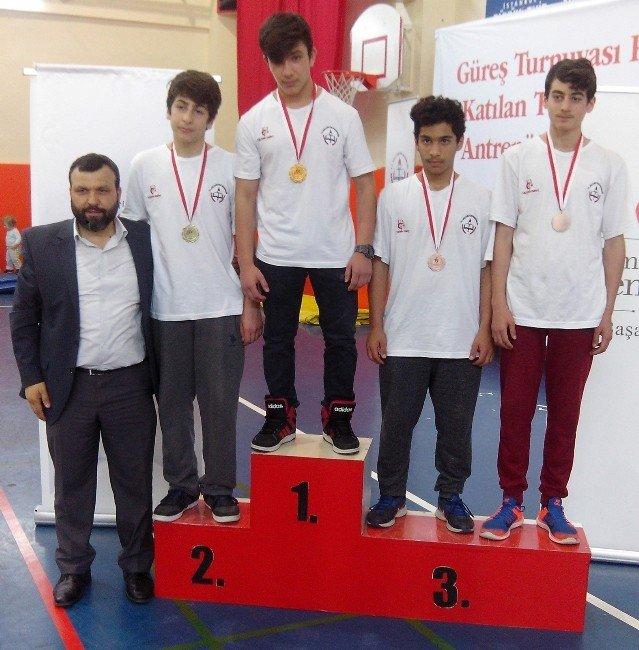 Başakşehir Güreş Turnuvası