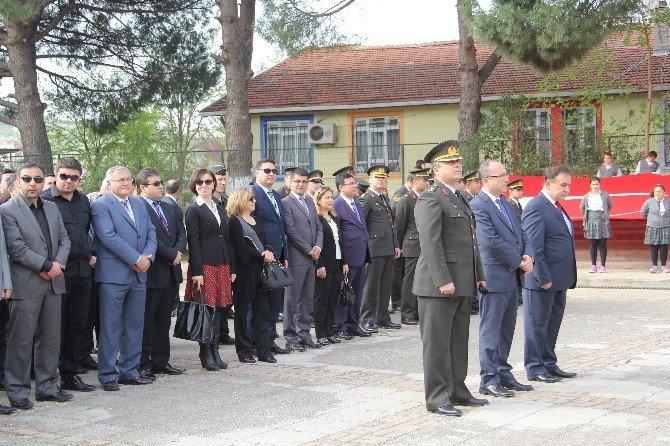 Atatürk'ün Ezine'ye Gelişinin 81. Yıl Dönümü