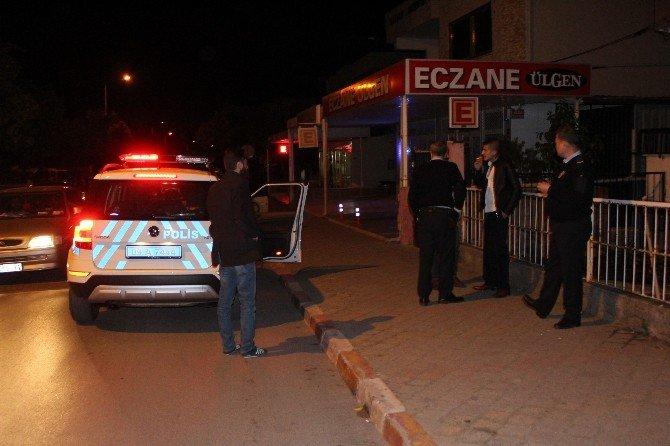 Nazilli'de Silahlı Saldırı; 1 Yaralı