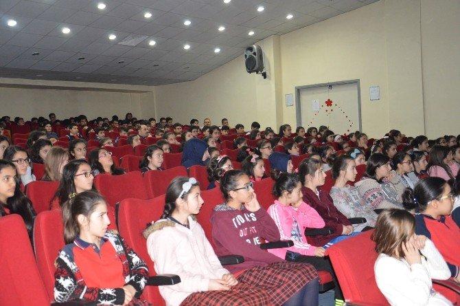 Özel Sultan Alparslan'da Gerçeği Aratmayan Tatbikat
