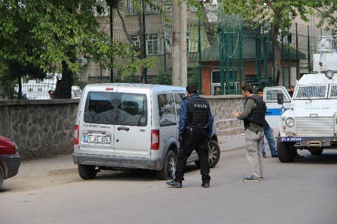 Gençlik Merkezine Eyp'li Saldırı: 1 Yaralı