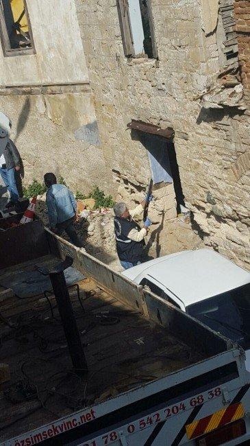 Söke'de Polisle Çatışmaya Giren 3 Şahıs Yakalandı