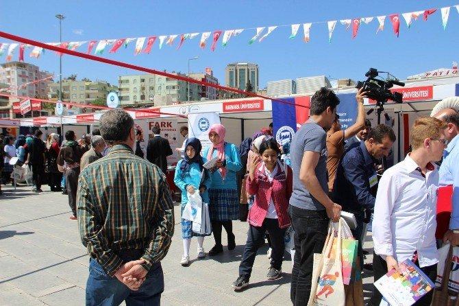 Şanlıurfa'da 7. Kariyer Günlerinin Açılışı Yapıldı
