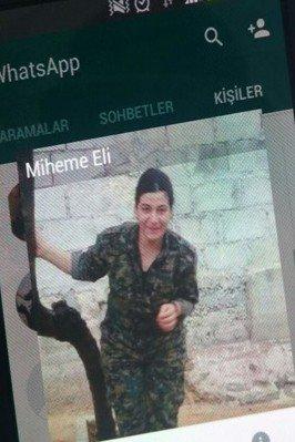 Pyd/pkk'lı Terörist Suriye'ye Geçmek İsterken Yakalandı