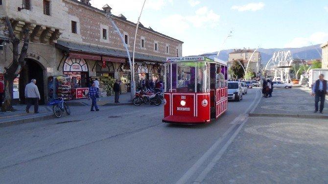 Tokat'ta Nostaljik Tramvay