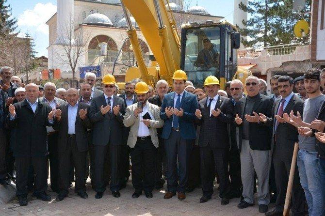 Başçiftlik Meydan Projesinin Startı Verildi