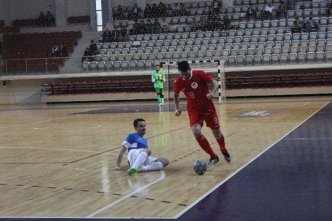 Futsal Milli Takımı, Kosova'ya Farklı Mağlup Oldu