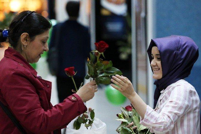 Kutlu Doğum Sergisiyle Ankara Birliğin, Dostluğun Ve Kardeşliğin Adresi Oldu