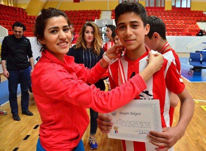 Türkiye Okullararası Voleybol Küçükler Grup Müsabakası
