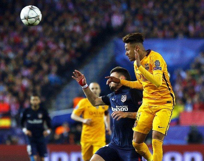 Barcelona, Atletico Madrid'e Elendi