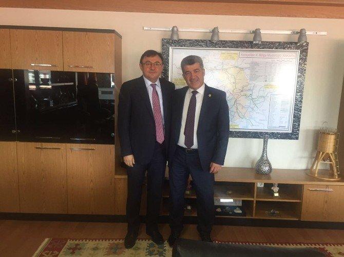 Başkan Muzaffer Yiğit, Yığılca'ya Kazandırmaya Devam Ediyor