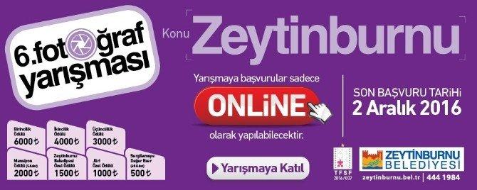 Zeytinburnu 6'ncı Fotoğraf Yarışması Başladı