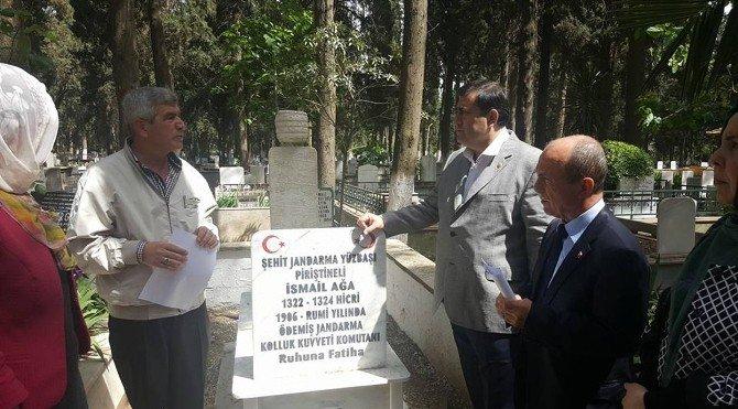 110 Yıllık Şehide 50 Yıl Sonra Mezar