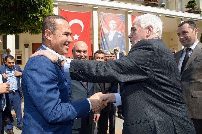 Adana Ve Karadağ Arasında Kardeşlik Köprüsü