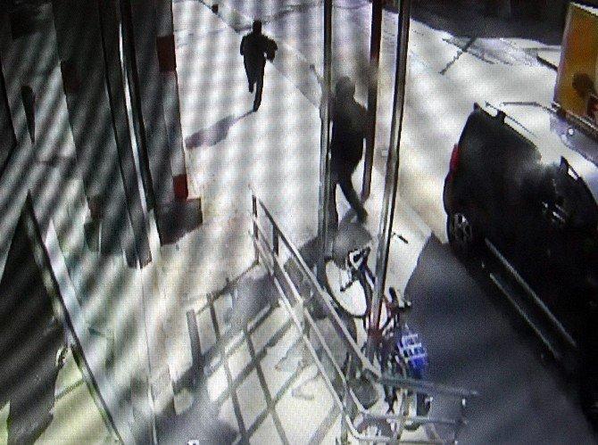 PTT Soygunu Kamerada