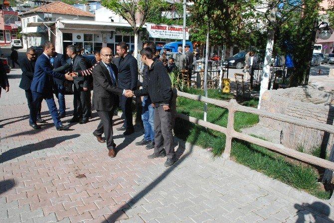 Vali Demirtaş, İlçe Gezilerine Devam Ediyor