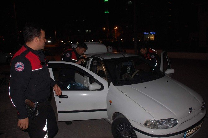 Yunus Polisleri 300 Gram Esrar Madde Ele Geçirdi