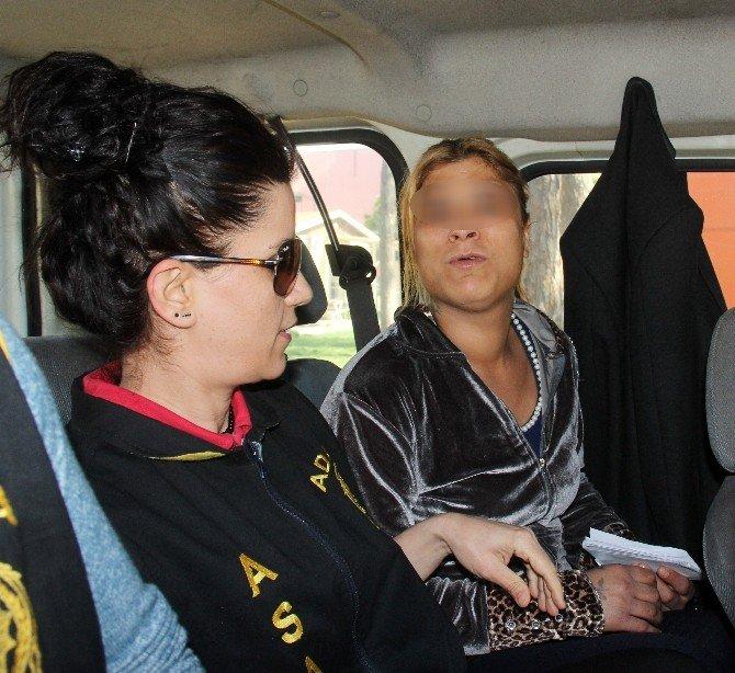 İlişki Vaadiyle Kandırdığı Sürücüyü Gasp Etti, Tutuklandı