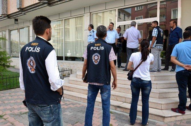 Aksaray'da Dershane, Yurt Ve Okullara Kayyum Atandı