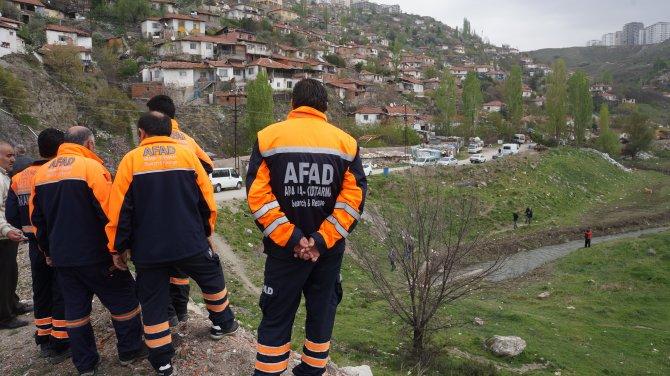 Ankara'da kaybolan 8 yaşındaki çocuğu bulmak için ekipler seferber oldu