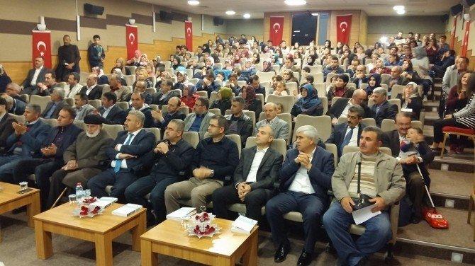 Yozgat Atatürk Anadolu Lisesi Tarafından Hazırlanan Kutlu Doğum Etkinliği Büyük Beğeni Topladı