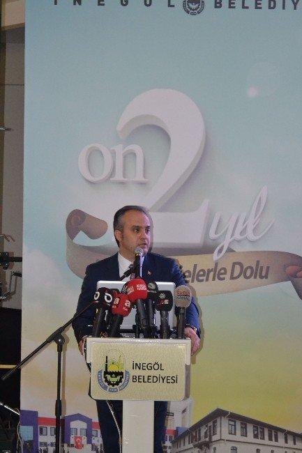 Başkan Aktaş, 12 Yılını Değerlendirdi