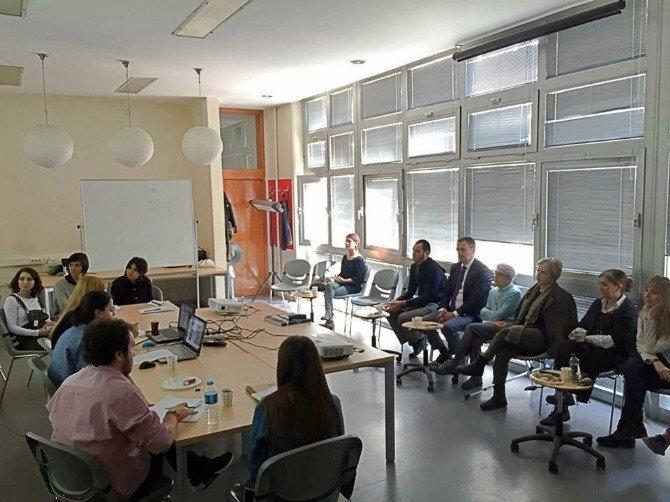 Başkan Rahmi Gençer, ODTÜ'de İlçenin Kentsel Sit Alanı Hakkında Sunum Yaptı