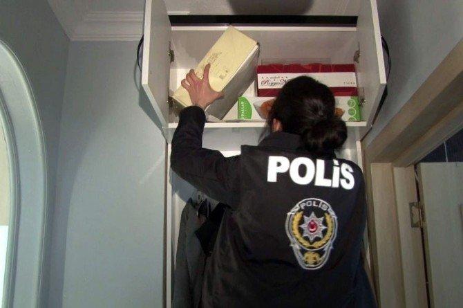 3 İlde Eş Zamanlı Uyuşturucu Operasyonu: 19 Gözaltı