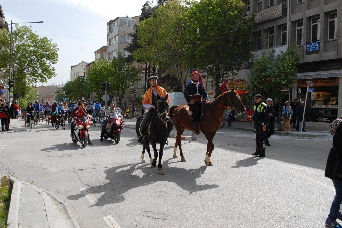 Burdur'da 40. Turizm Haftası Kutlamaları Başladı