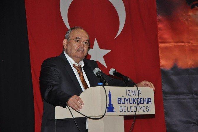 8. Cumhurbaşkanı Turgut Özal, Ölümünün 23. Yılında İzmir'de Anıldı