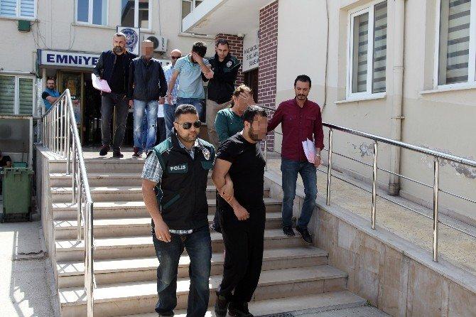 Bursa Polisinden 3 Farklı Uyuşturucu Operasyonu