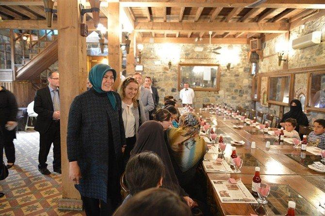 Bursa'da 21 Yetim Ve Öksüz Çocuk Unutamayacakları Bir Gün Yaşadı