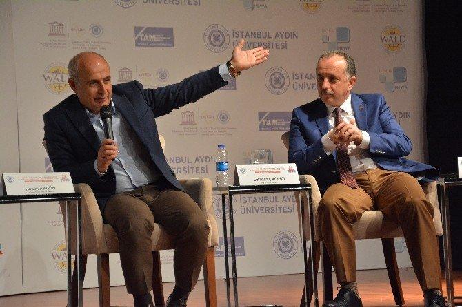 """Başkan Akgün: """"Mülteciler İçin Eğitim Şart"""""""