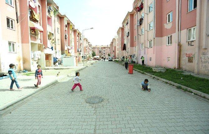 Canik, 200 Evler'in Çehresi Değişiyor