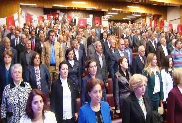 CHP Genişletilmiş İl Koordinasyon Toplantısı Yapıldı
