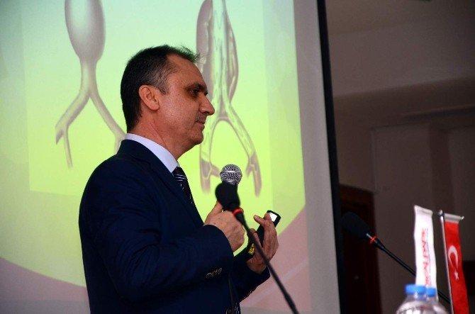 Döşemealtı Halkına Kardiyoloji Konferansı