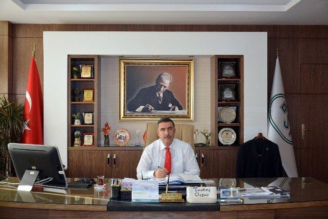 DSİ 'Den Antalya'ya 61 Milyonluk Yatırım