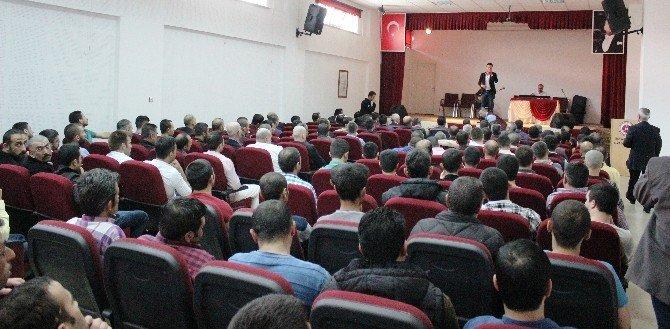 Kahramanmaraş'ta Mahkumlara Sertifika Verildi