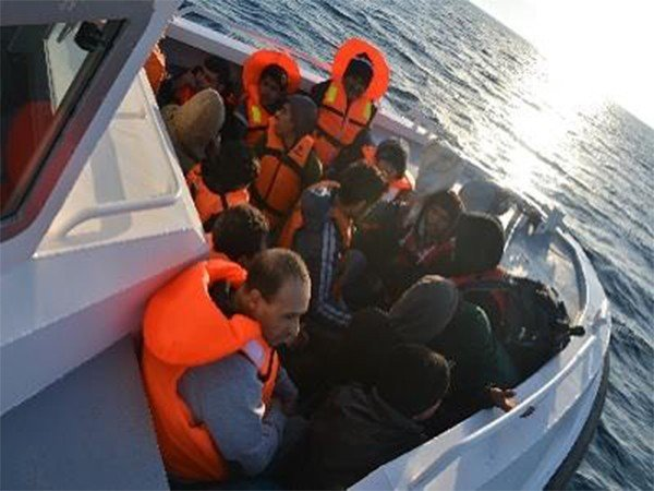 Ege'de Mülteci Göçü Azaldı