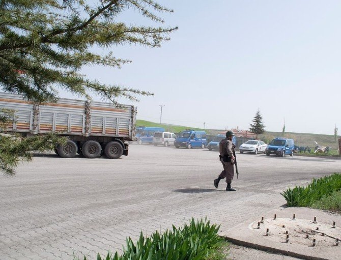 Sungurlu'da Polis Ve Jandarmadan Ortak Asayiş Uygulaması