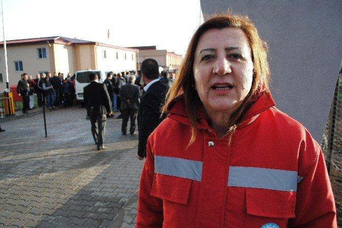 Amasya'da Cezaevinin Çatısı Uçtu: 26 Yaralı
