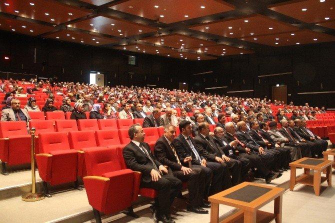 Arapça, İHL Meslek Dersleri Ve Din Kültürü Ve Ahlak Bilgisi Öğretmenlerine Özel Konferans