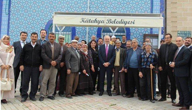 Kütahya Belediyesi, 40 Yıllık İmar Problemini Çözüme Kavuşturdu