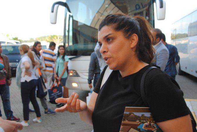 İranlı turizmci Amini: İranlı ve Türklerin damak lezzetleri birbirine benziyor